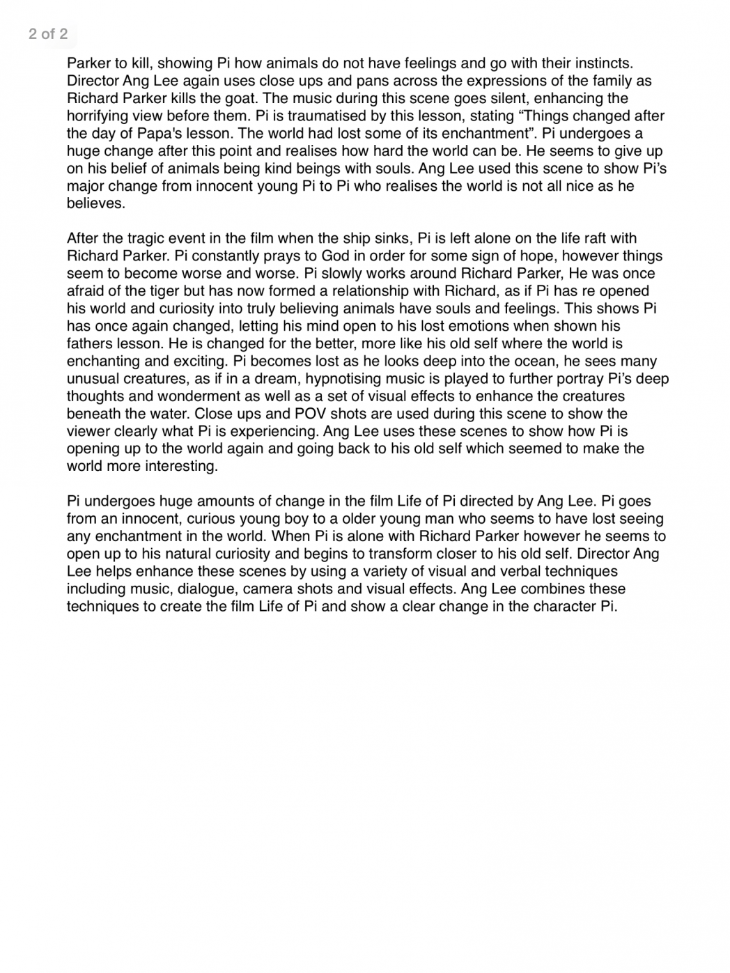 003 Essay Example Macbeth Plan Ambition Theme Of Writing Img 1048x1397 Conclusion Best For Full