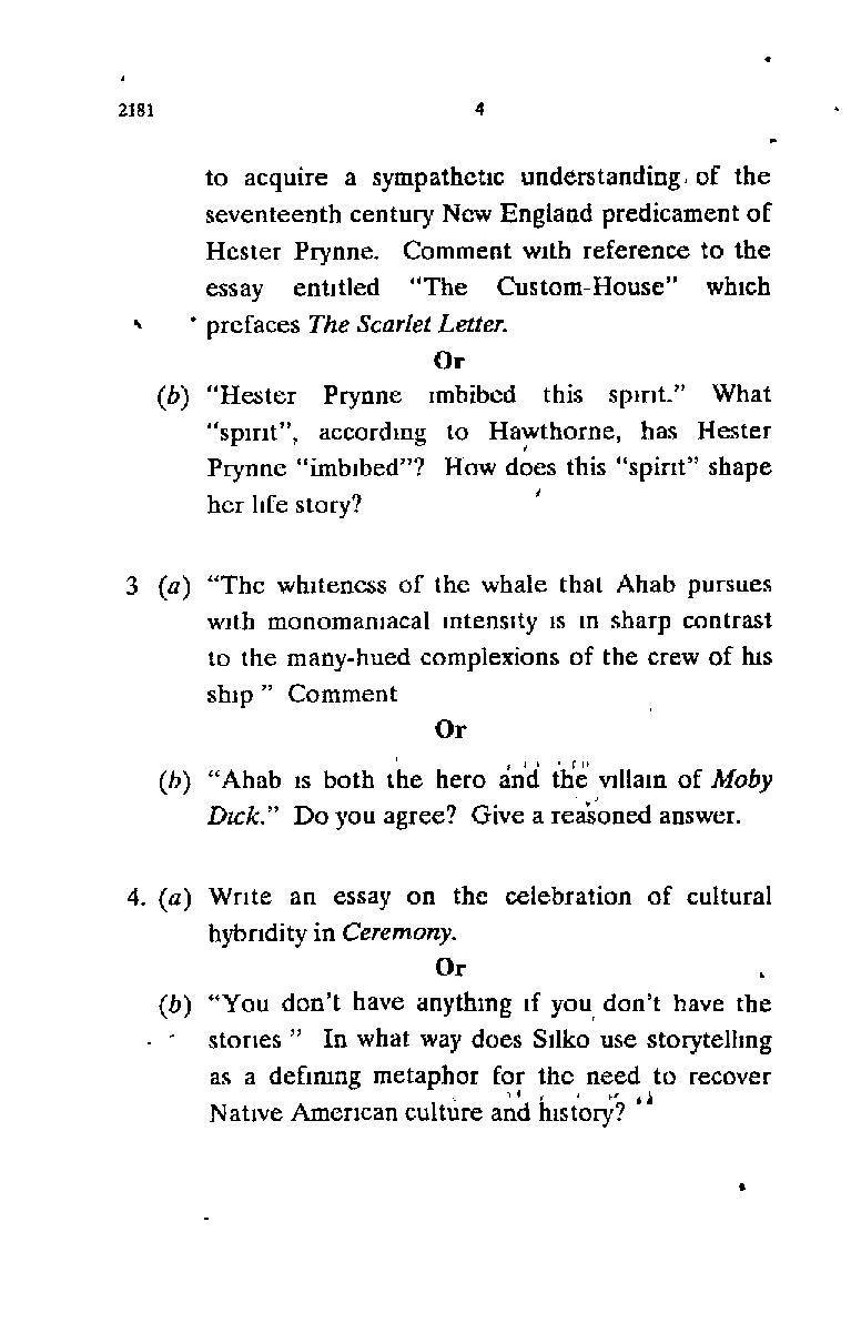 003 Essay Example Native American Questions American2bliterature Page Fantastic Art Topics Interesting Paper Culture Full