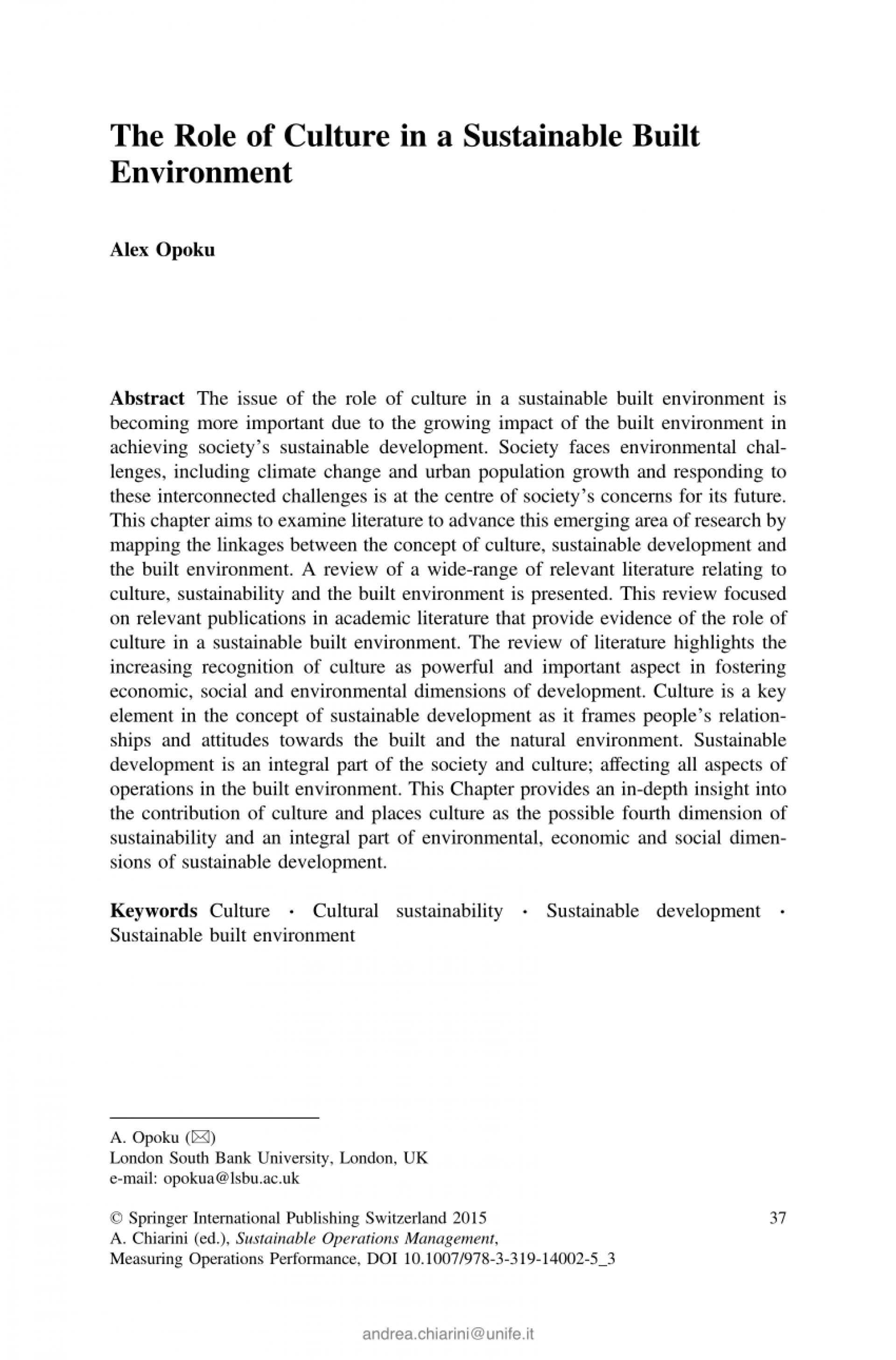 003 Essay Example On Sustainable Development And Environment Shocking Conservation 1920