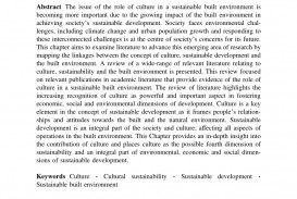 003 Essay Example On Sustainable Development And Environment Shocking Conservation