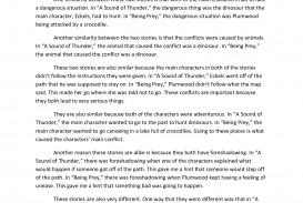 003 Essay Example Perfect Essays Compare And Contrast Introduction College Examples  Unusual High School Vs Comparison Pdf Topics 6th Grade