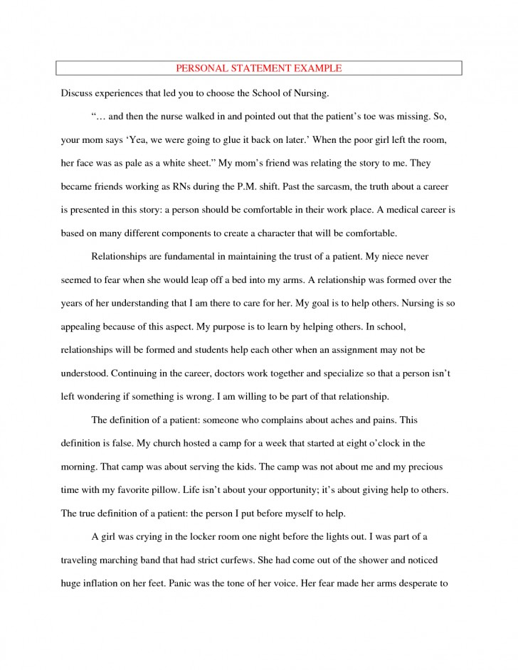 004 Essay Example Cfp Final2 Personal ~ Thatsnotus