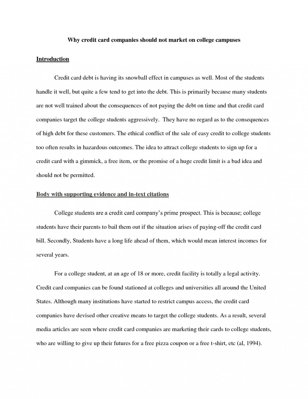003 Essay Example Persuasive College Examples Level World Of Most Creative Essays Excellent Large