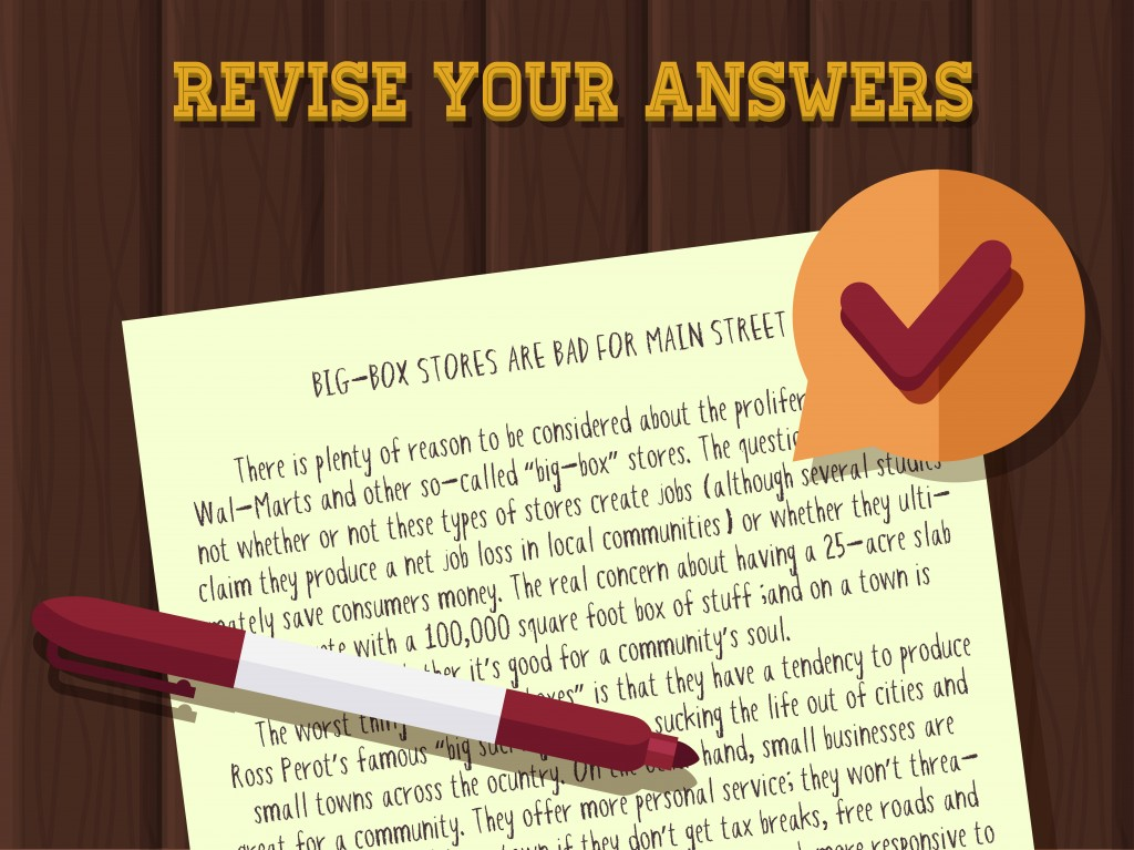 003 Essay Example Prepare For An Exam Step Incredible Examinations On Are Necessary Evils Board Large