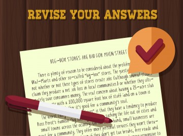 003 Essay Example Prepare For An Exam Step Incredible Examinations On Are Necessary Evils Board 360