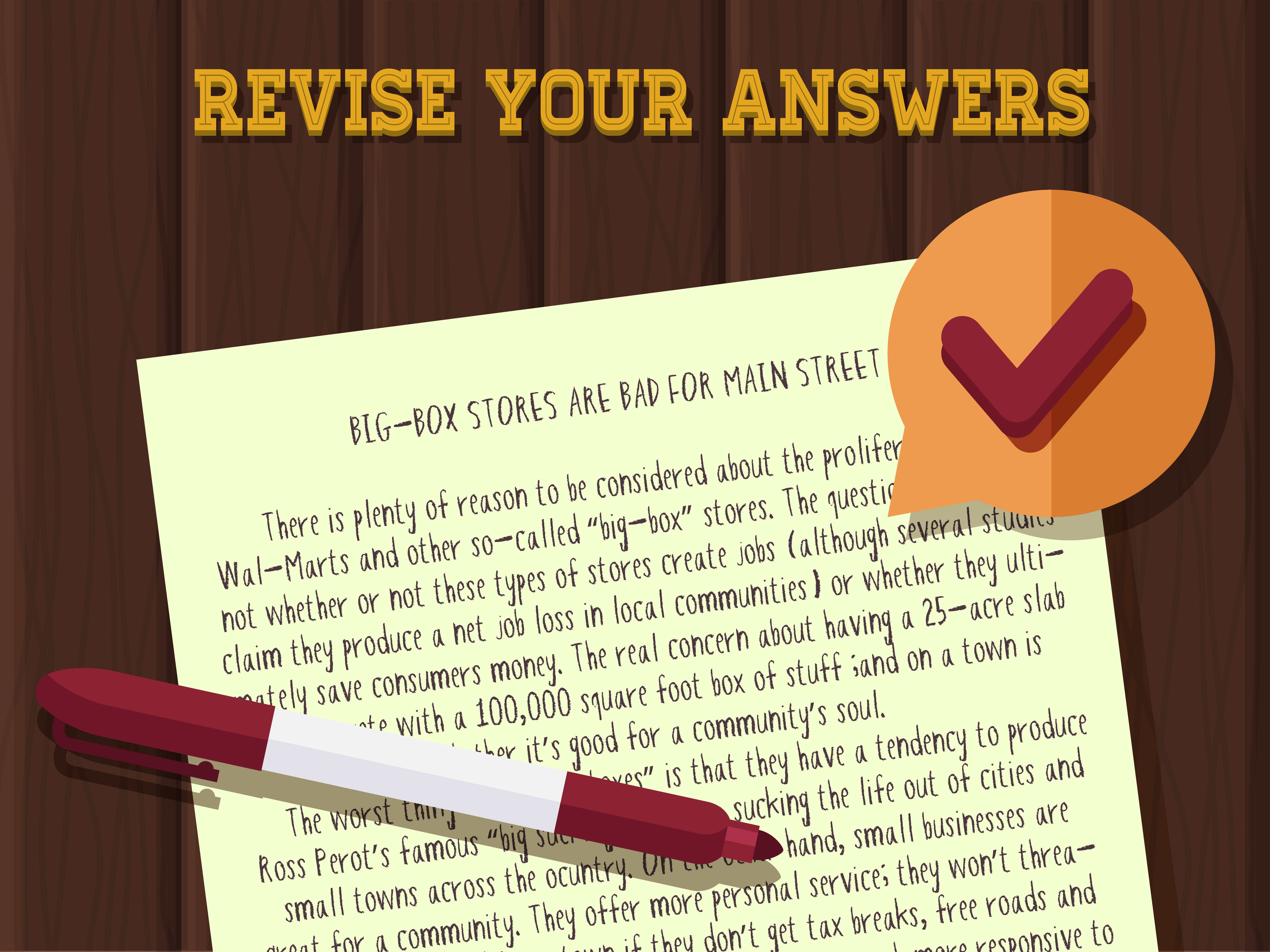 003 Essay Example Prepare For An Exam Step Incredible Examinations On Are Necessary Evils Board Full