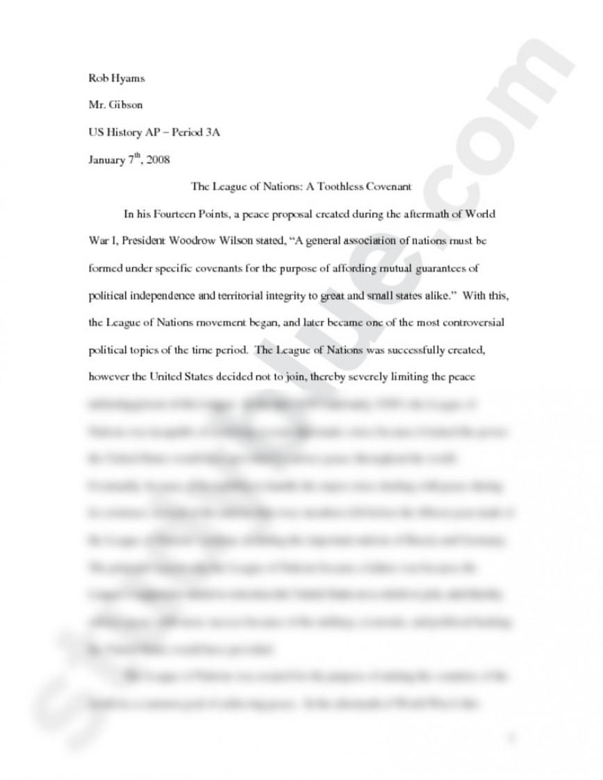003 Essay Example Preview0 Rutgers Fantastic Application Formatting