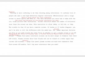 003 Essay Example Rev When Revising An Informative It Is Important To Formidable Consider Brainly