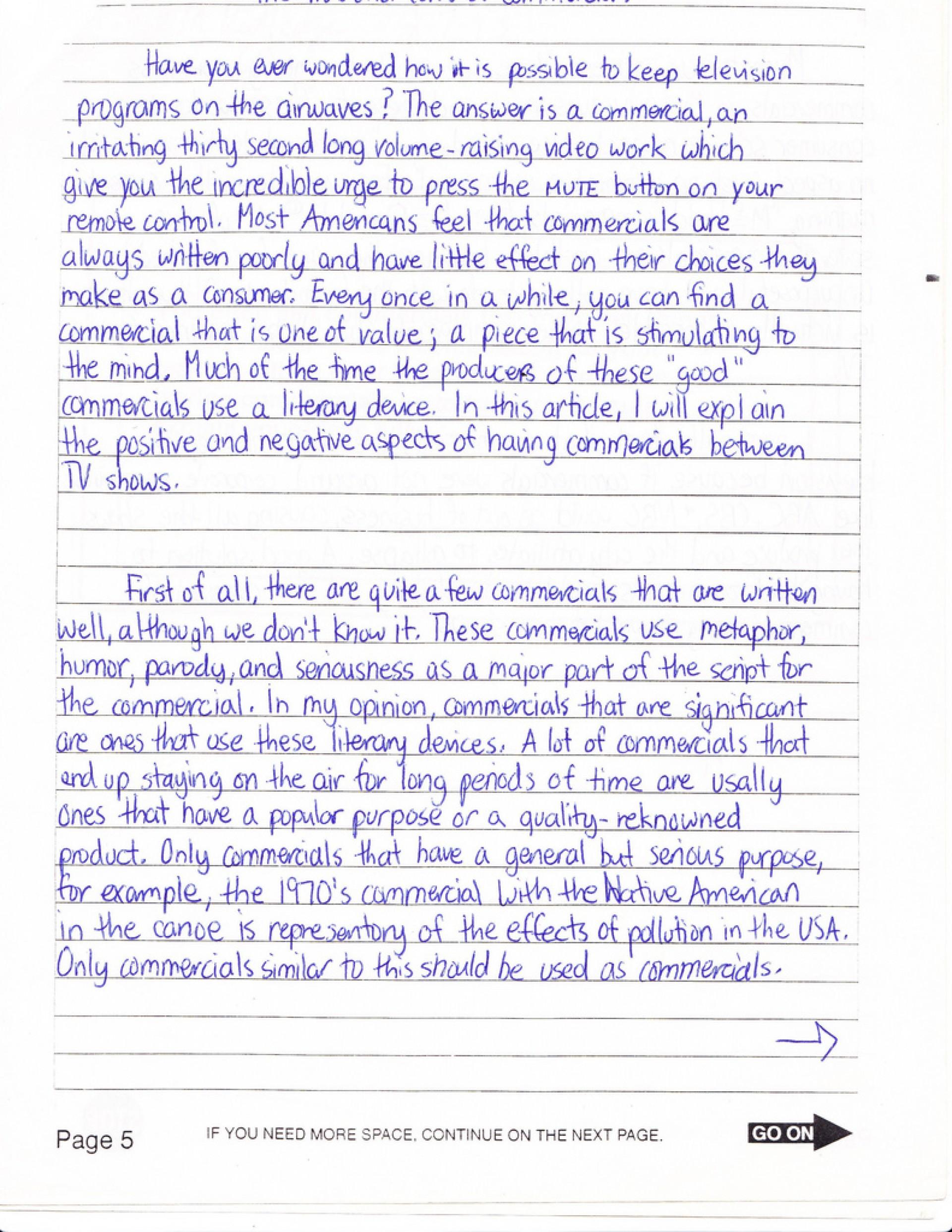 003 Essay Example Sat Average Score How To Write Imposing A Good Killer Pdf 1920