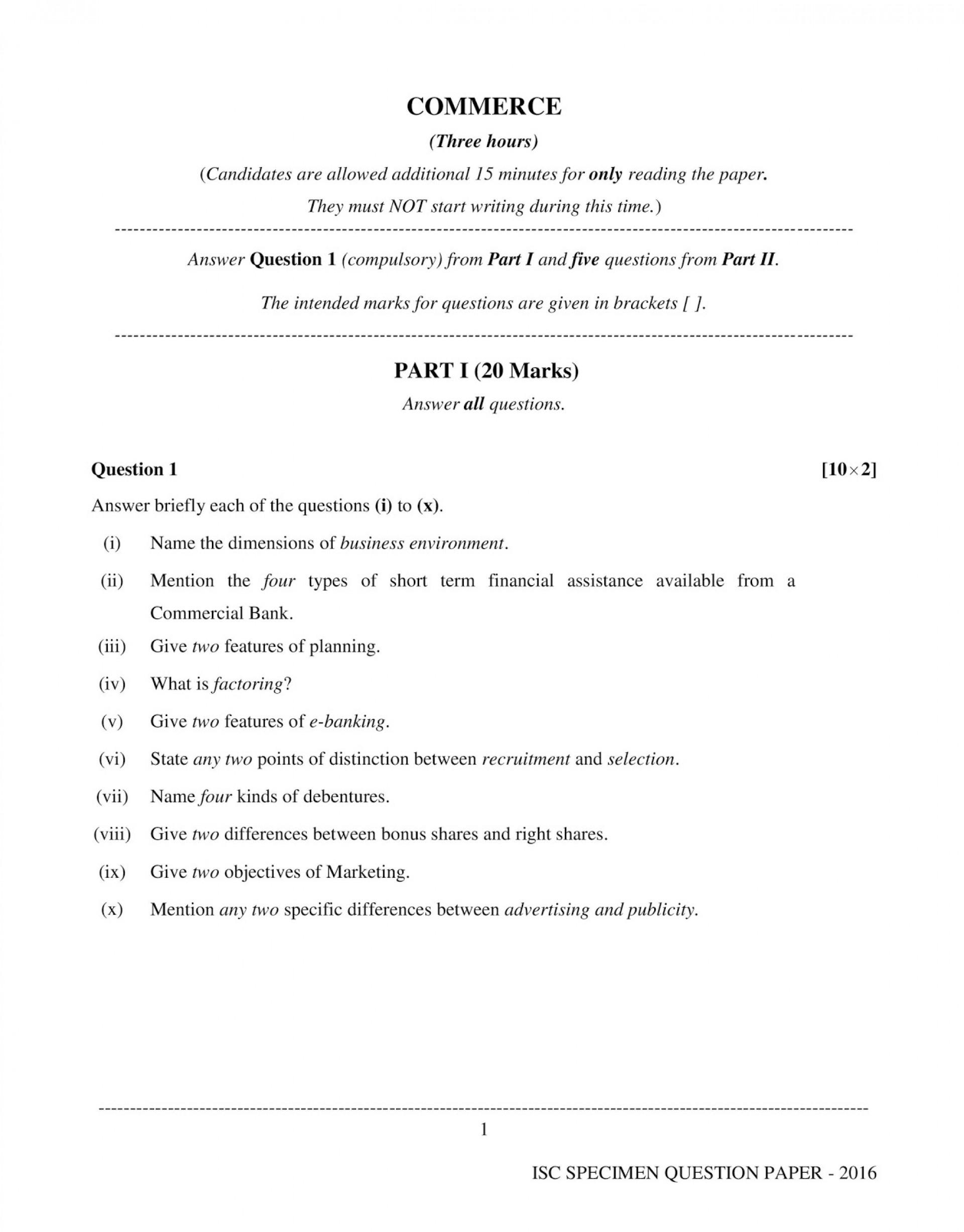 003 Essay Example Schizophrenia Commerce Specimen Paper Class Page Shocking Topics Free Conclusion 1920