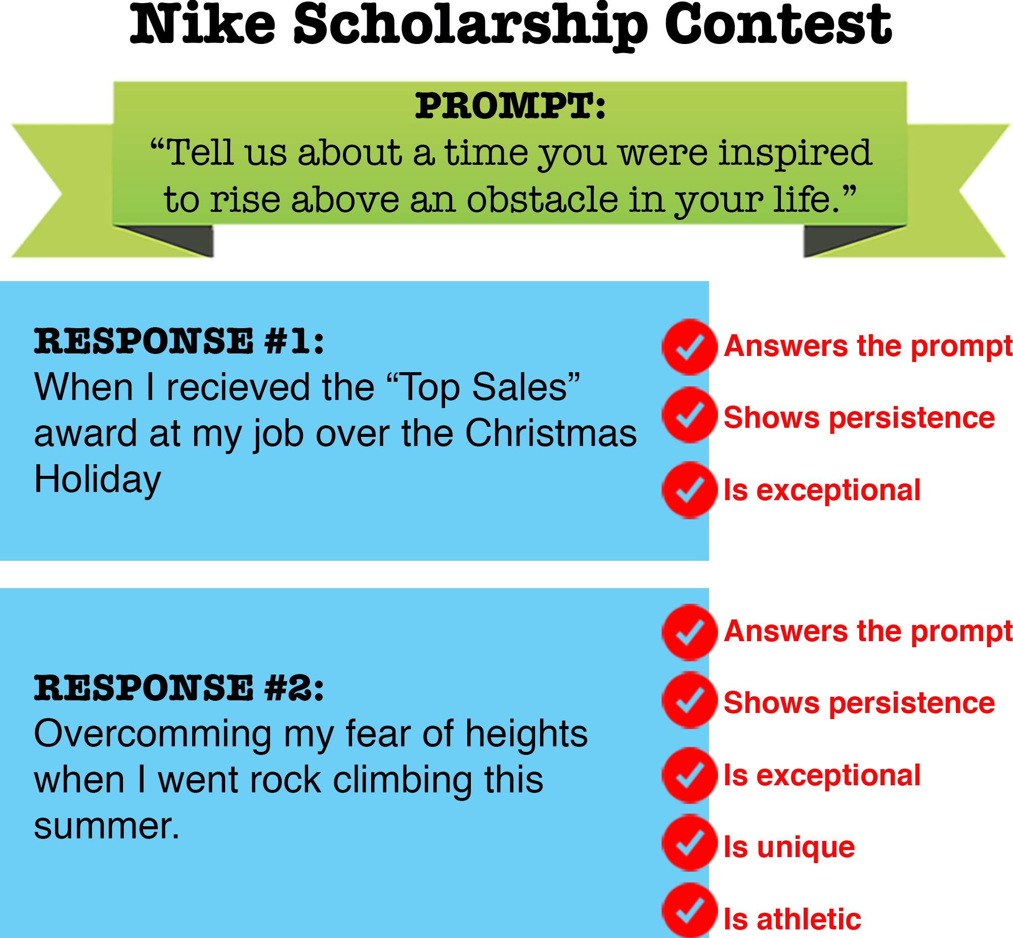 003 Essay Example Scholarship Contest Contests For College Students Scholarships Nikes High School Astounding 2019 Middle Full