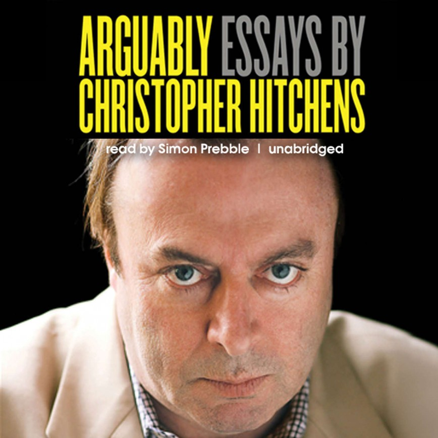 003 Essay Example Square Arguably Essays By Christopher Shocking Hitchens Pdf Download Free