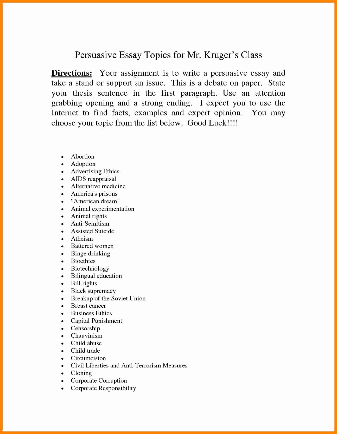 003 Essay Example Topics For Persuasive An Of Censorship Music About Speech Rap Research Paper Argumentative Interesting Breathtaking A Best Top 10 Controversial Full