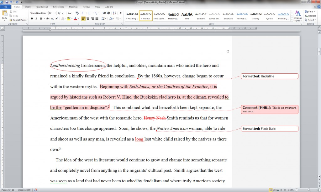 003 Essay Example Wordedit How Tonotate Wondrous To Annotate An A Movie In Critical Large