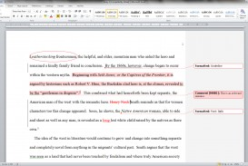 003 Essay Example Wordedit How Tonotate Wondrous To Annotate An A Movie In Critical