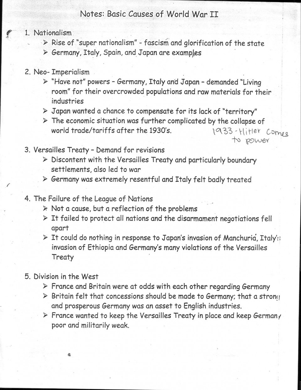 World War II (–): Suggested Essay Topics | SparkNotes
