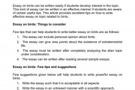003 Essay On Birds P1 Incredible Nest In Telugu Kannada And Animals