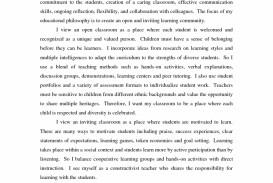 my academic life essay