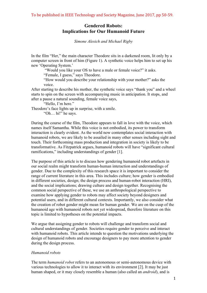 essay on robot example  thatsnotus  essay on robot example