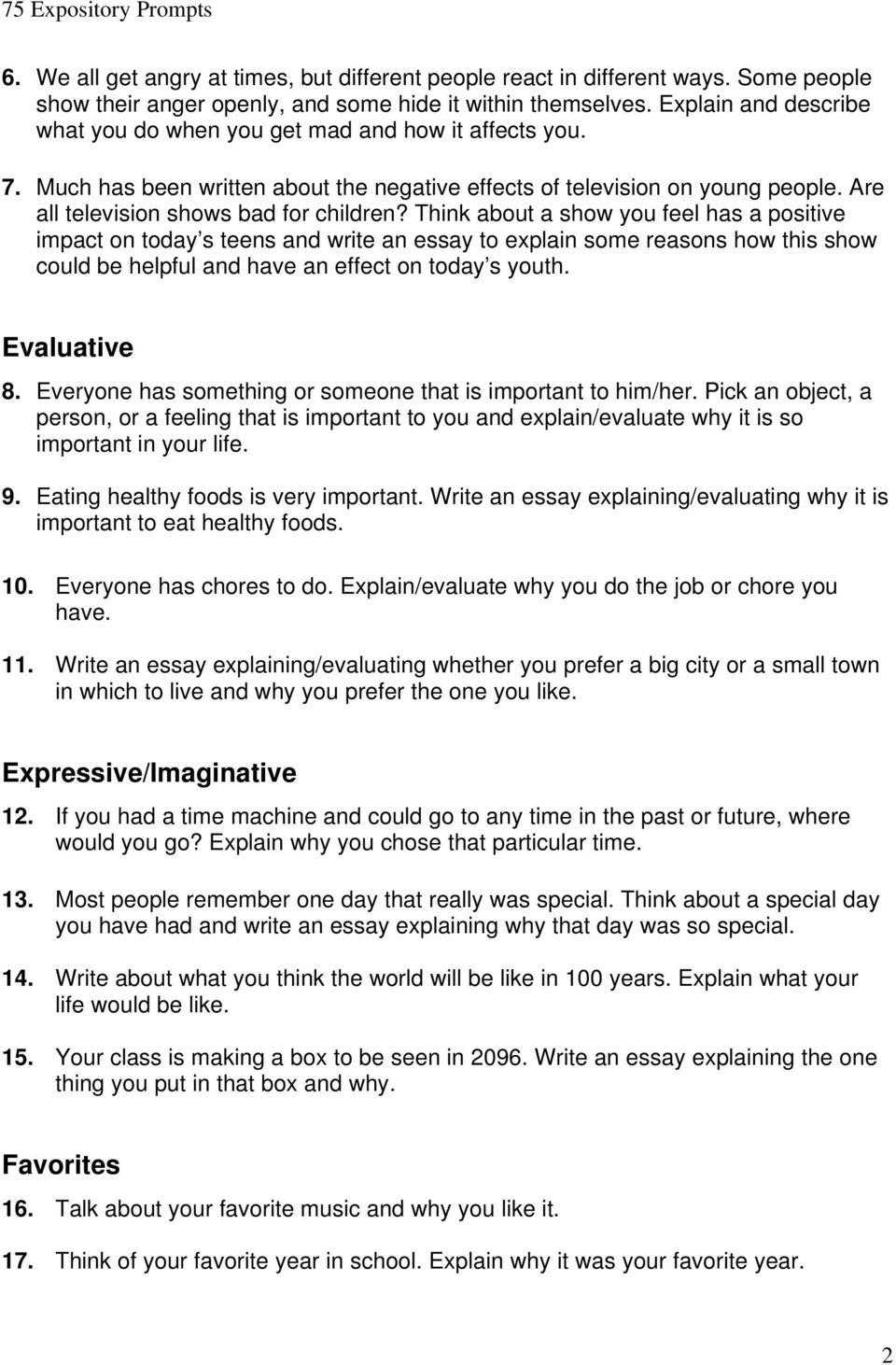 My favorite writer essay analysis template