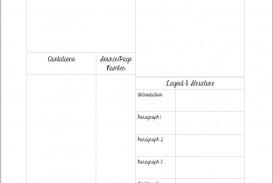 003 Essay Plan Stirring Planning Worksheet Example Template Pdf
