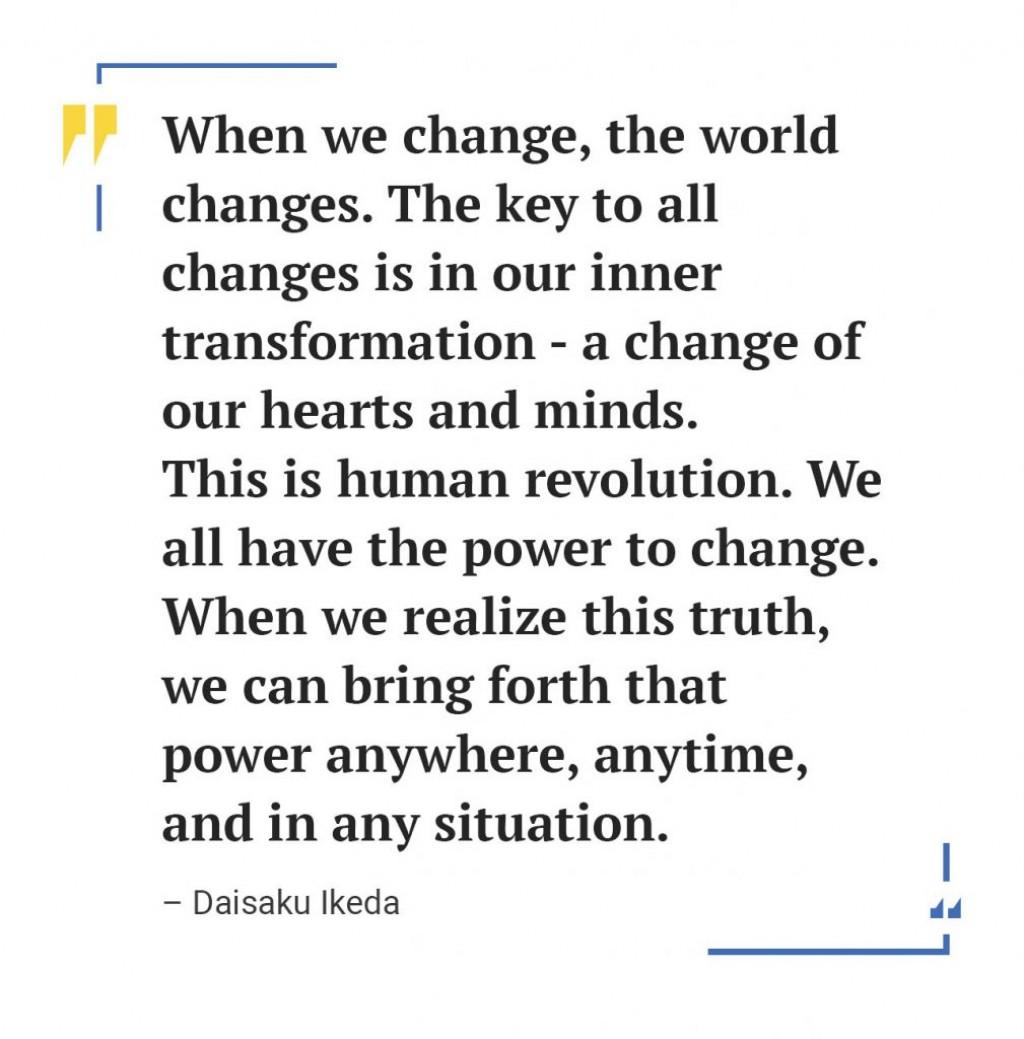 003 Essay Word Changer Daisaku Ikeda Quote 1009x1024 Awful Large