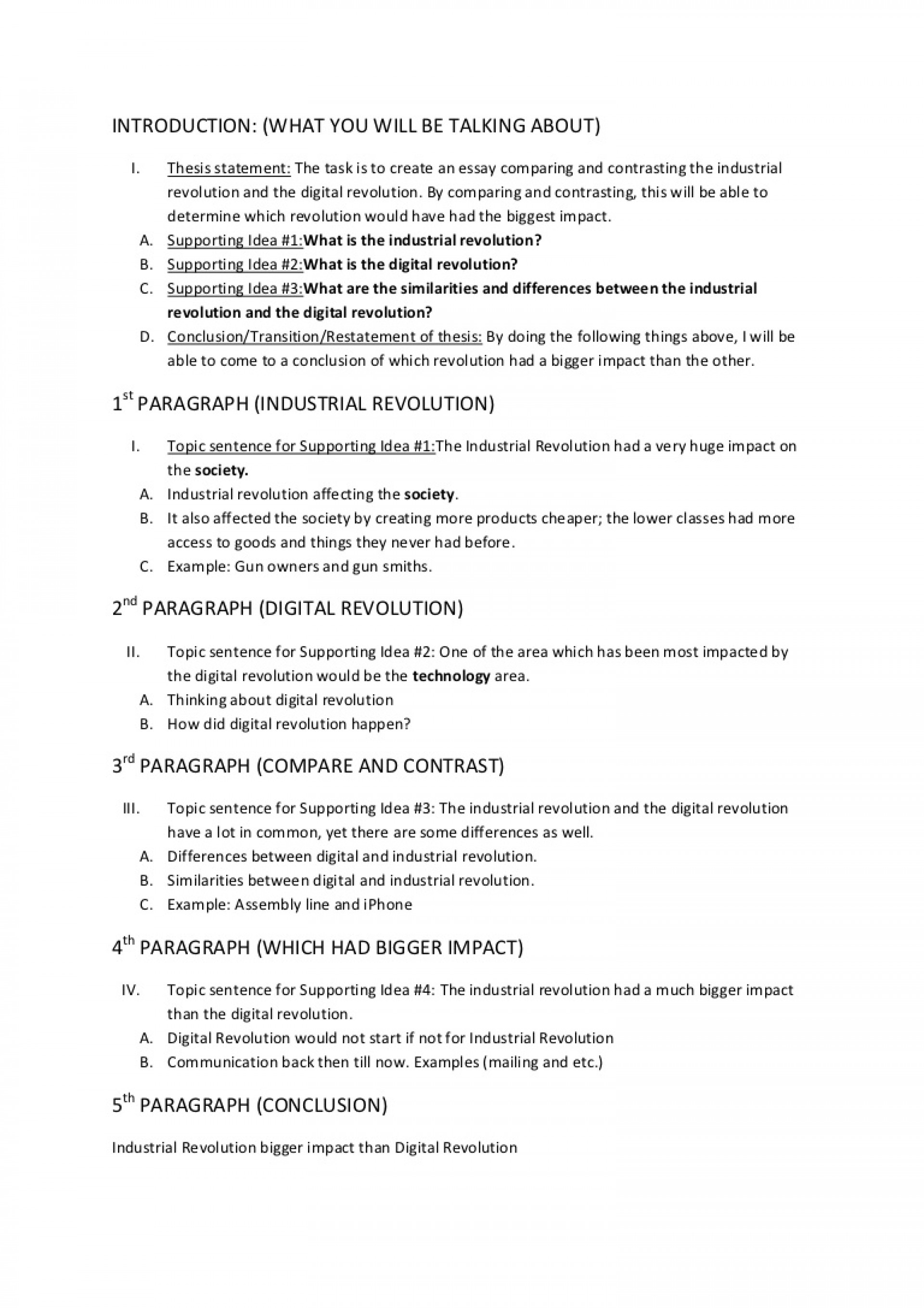 003 Essayplanningtemplateupdated Phpapp02 Thumbnail Essay Example Revolution Of Exceptional Technology 1920