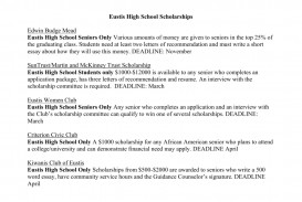 003 Eustis High Schoolarships Edwin Budge Mead Essay For Middle Students 007144882 1 Canada Contest Juniors Noarship Essays Examples Example Breathtaking Scholarships School Seniors 2017 No 2019 Louisiana
