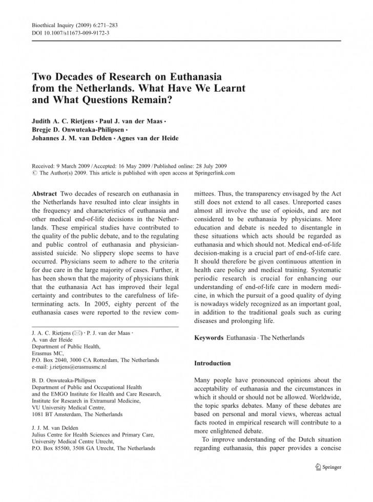 003 Euthanasia Argumentative Essay Example Stirring Pdf Introduction Outline 728