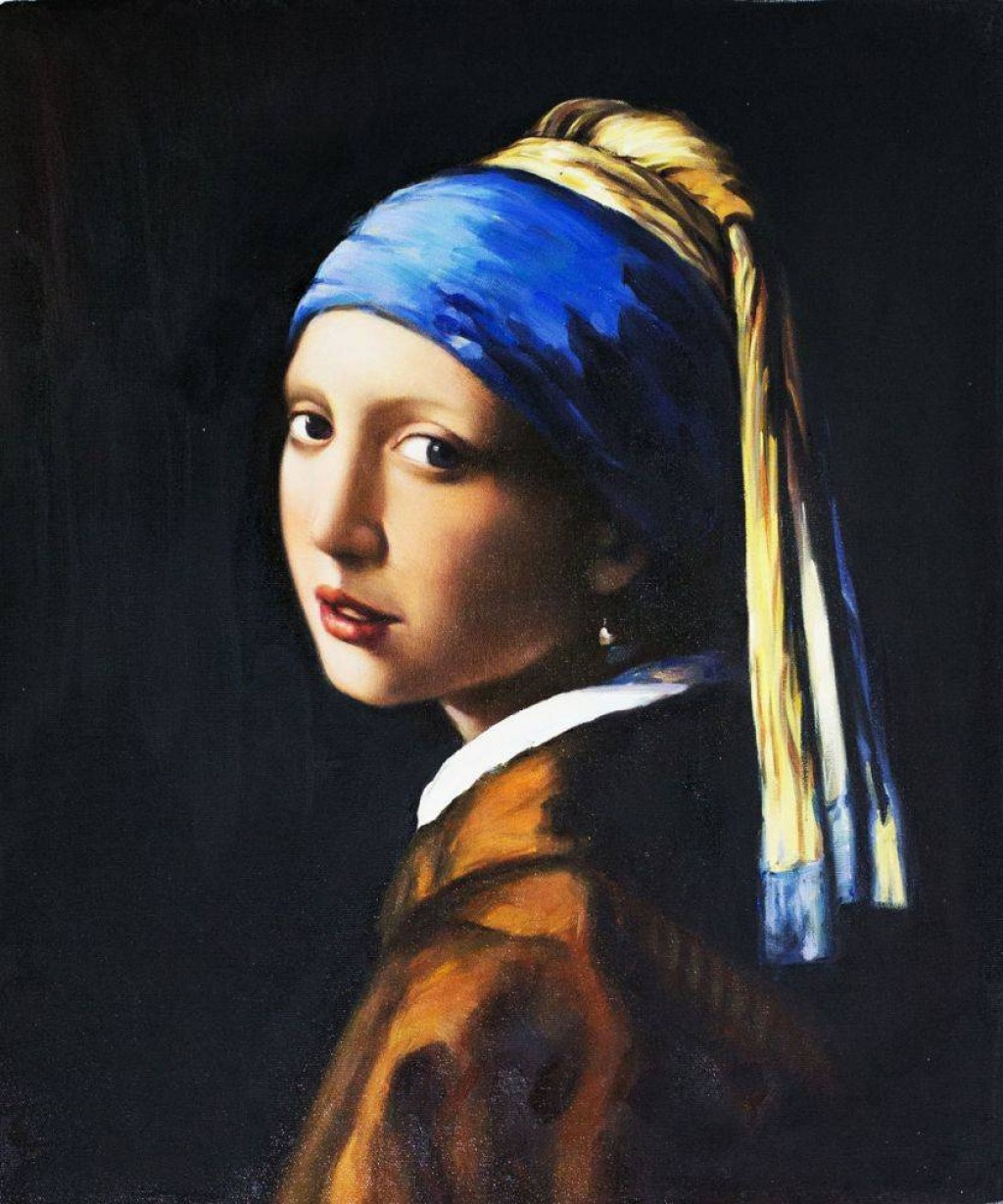 003 Girl With Pearl Earring Essay Outstanding A The Movie Film Review Large