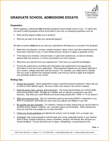 003 High School Admission Essay Sample Graduate Nursing Samples Admissions Examples Psychology Education Counseling Free Business Engineering Example Surprising For Personal 360