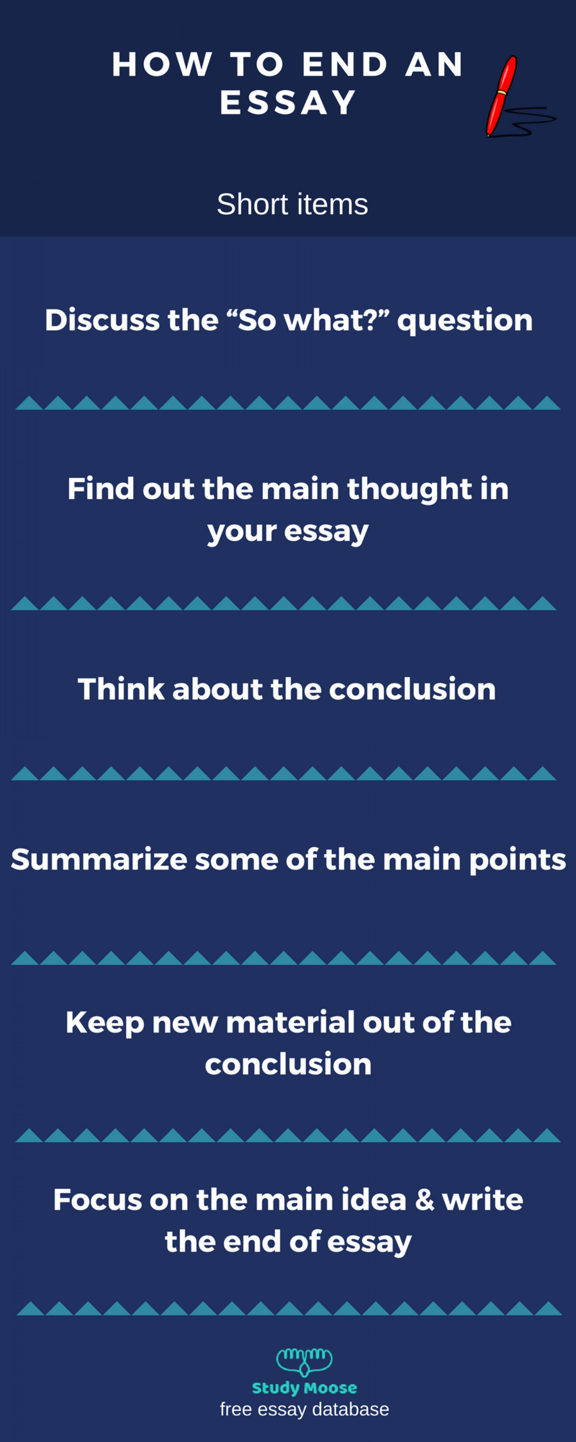 003 How To End An Essay Example Paragraph Outstanding A In Start Conclusion Persuasive Write Expository 1920
