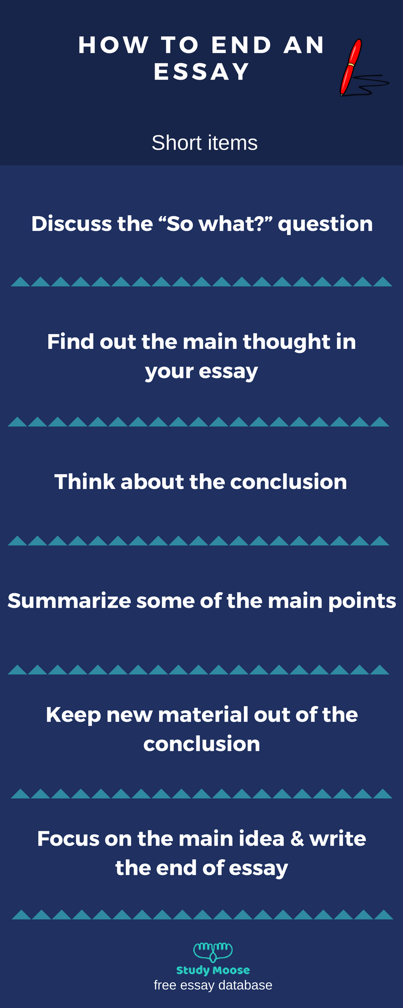 003 How To End An Essay Example Paragraph Outstanding A In Start Conclusion Persuasive Write Expository Full