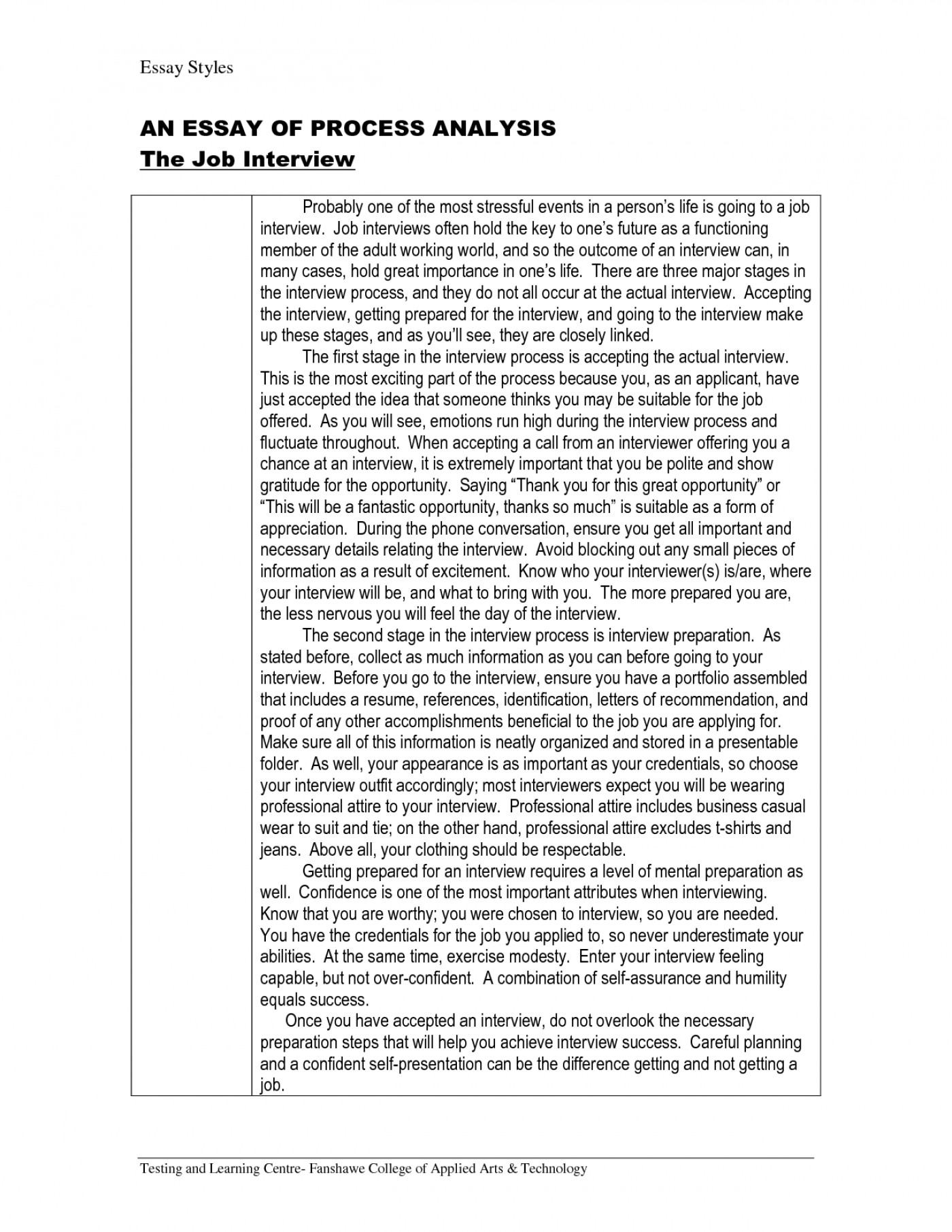 001 how to write an interview essay  thatsnotus