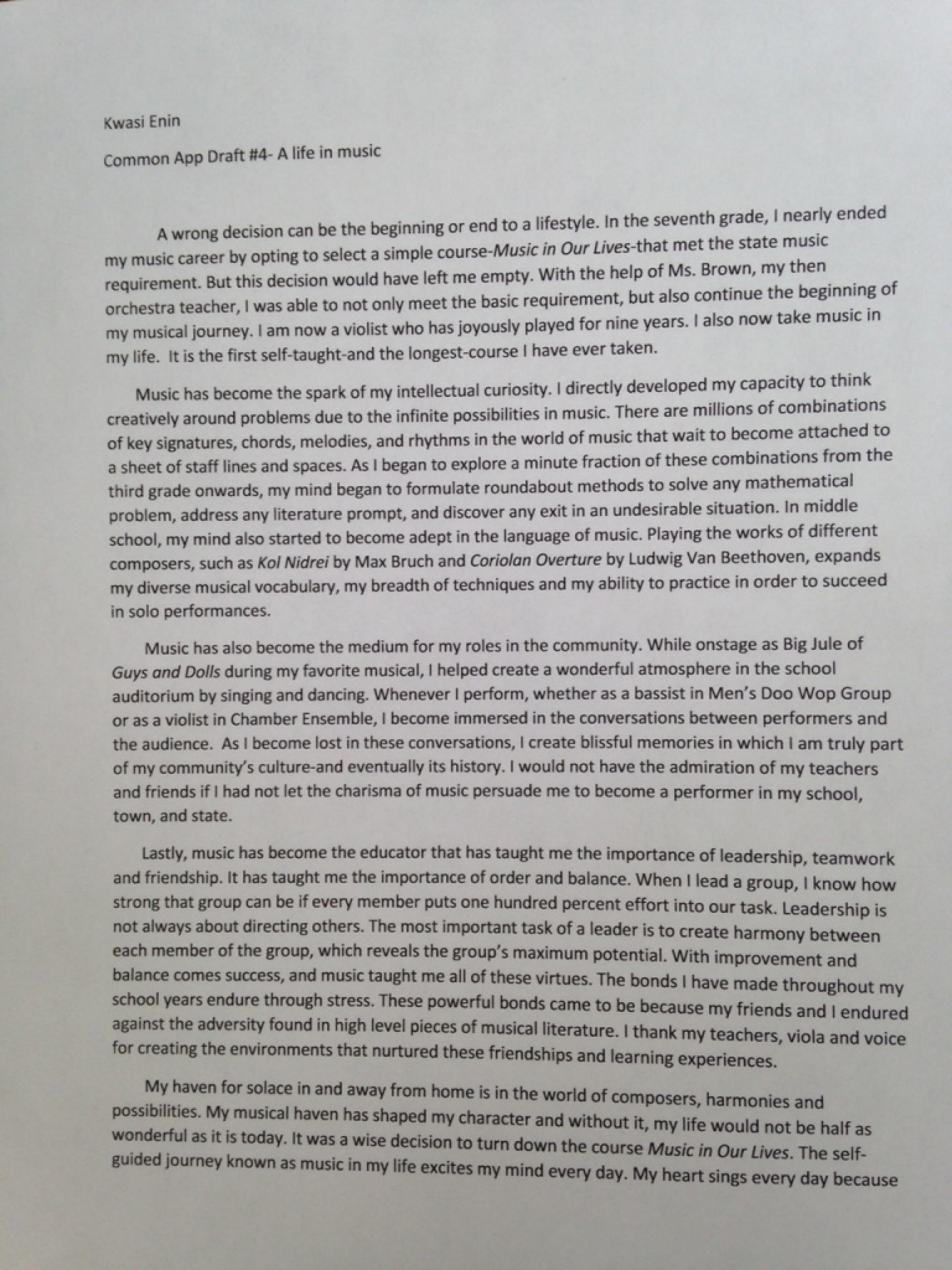 003 Kwasi Enin S College Essay Conversion Gate02 Thumbnail Ivy League Essays Singular Tips Topics Help 1920