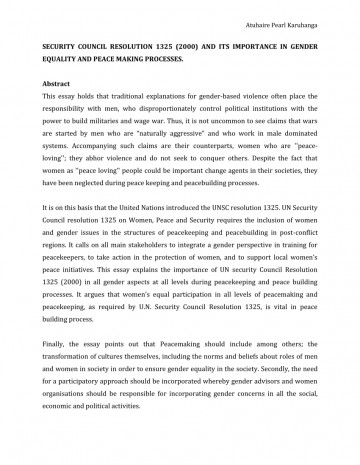 003 Largepreview Equality Essay Formidable Questions Gender Titles 360