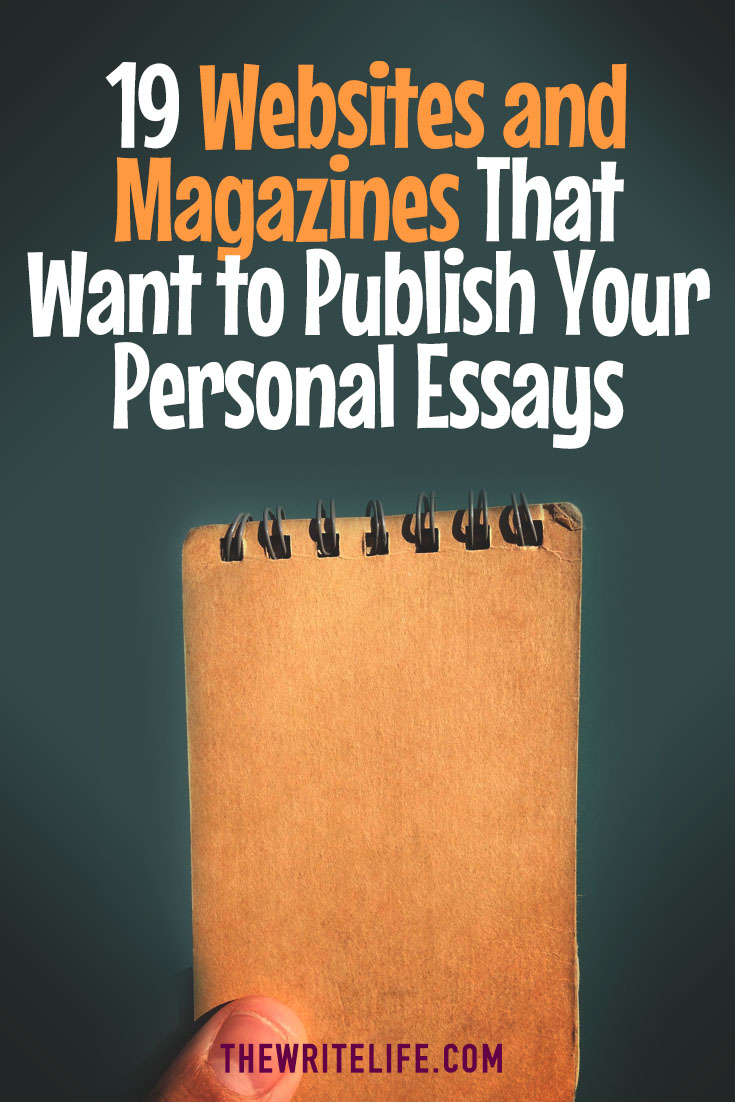 003 Magazines That Publish Personal Essays Get Published Essay Unforgettable India Uk Full
