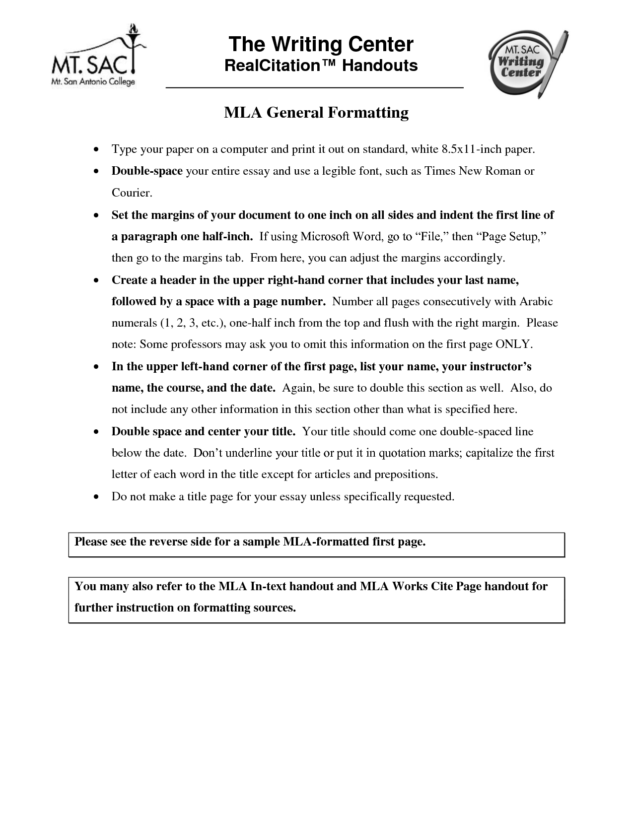 Mla Format For A Letter from www.thatsnotus.com