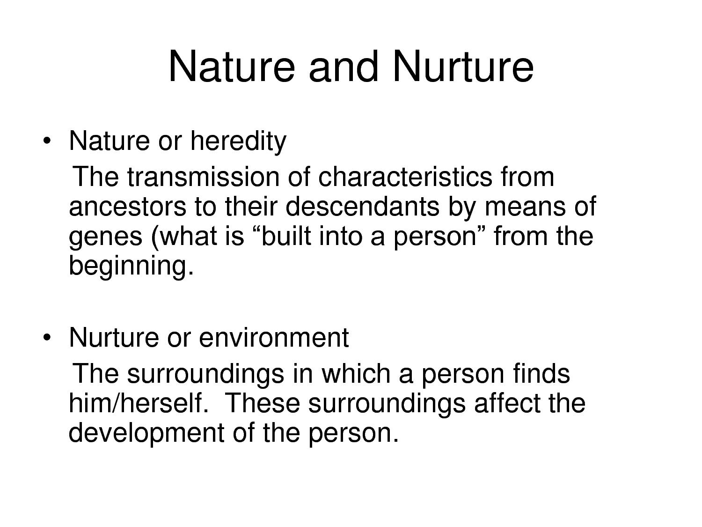 003 Nature Vs Nurture Essay Nature20nurture Incredible Paper Outline Topics Full