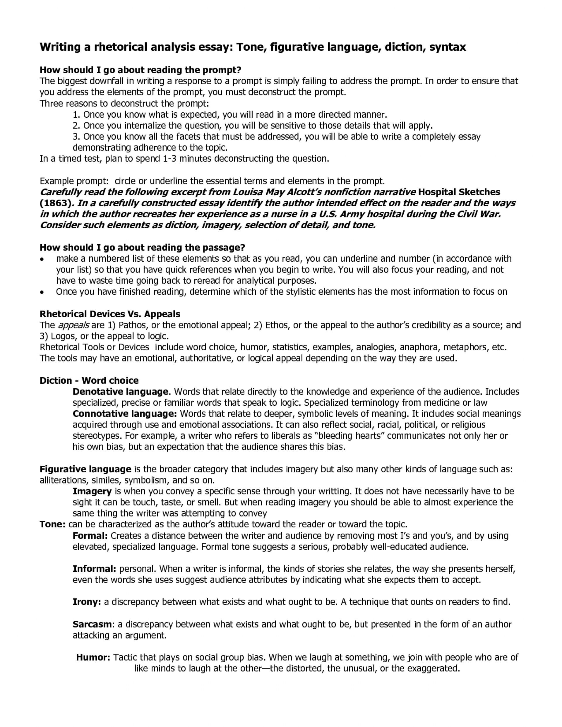 003 Ndouplovif Rhetorical Essay Definition Dreaded Analysis Meaning 1920