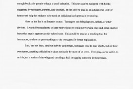 003 Njhs Essay Samples Less20effective20persuasive20essay20example20page20120001 Wondrous
