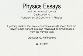 003 Physics Essays Cover202 Essay Rare Extended Topics Examples Wikipedia Crackpot
