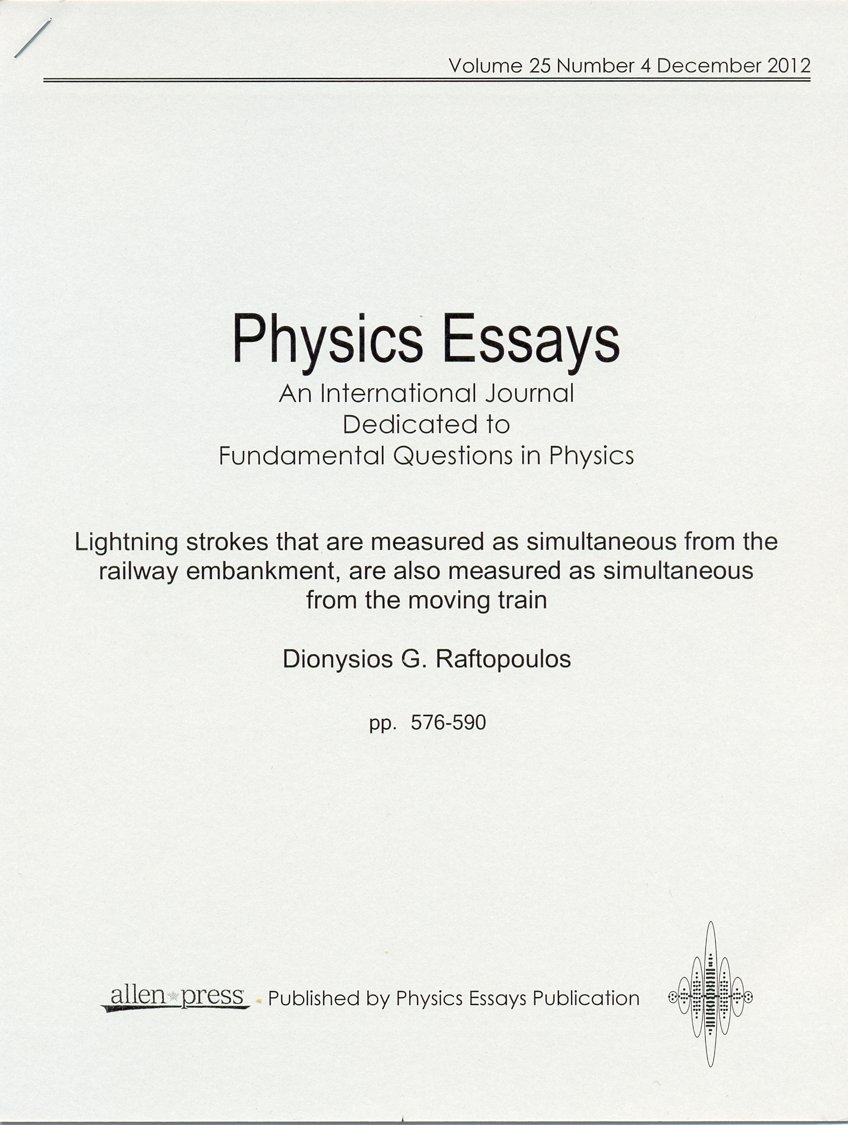 003 Physics Essays Cover202 Essay Rare Extended Topics Examples Wikipedia Crackpot Full