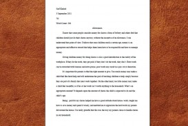 003 Picture1 Essay Example Proper Formidable Form Paper Format Reflection