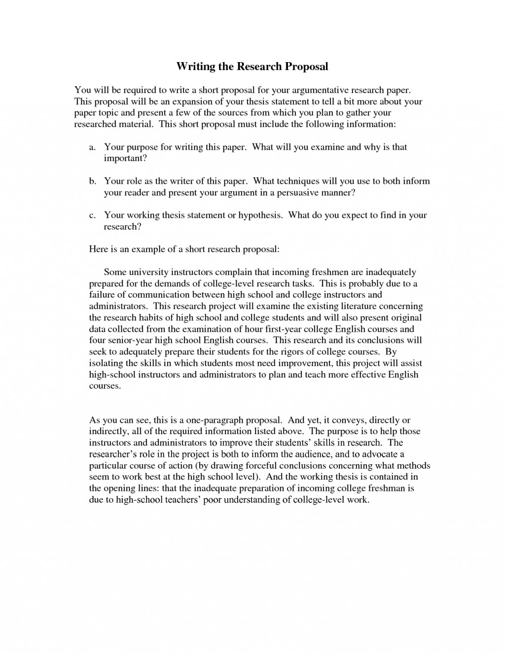 003 Proposal Essay Excellent Example Paper Research Sample Pdf Large