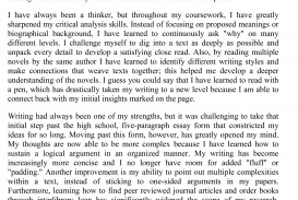 003 Reflective Essay Sample Example How To Marvelous Write A Introduction On Book Do You