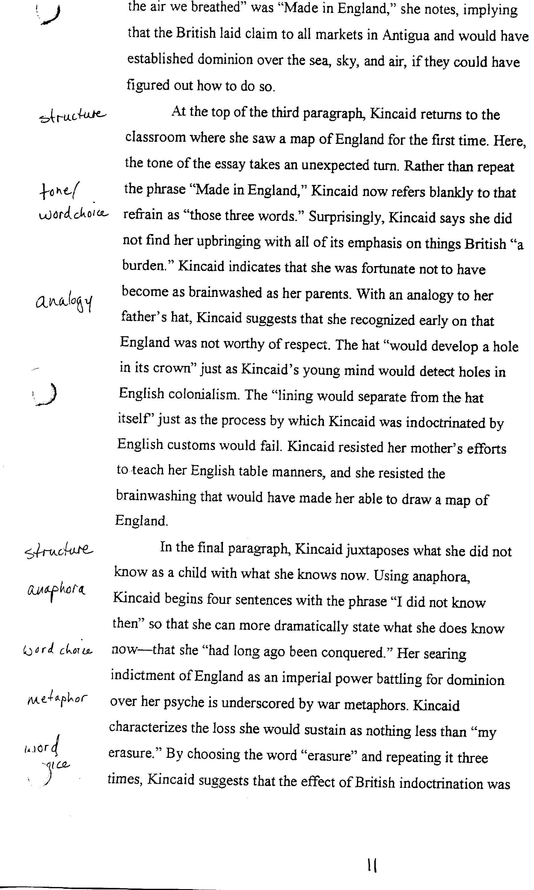 003 Rhetorical Essay Example Writing Analysis Write Useful How To On An Outline Image Sat Ap
