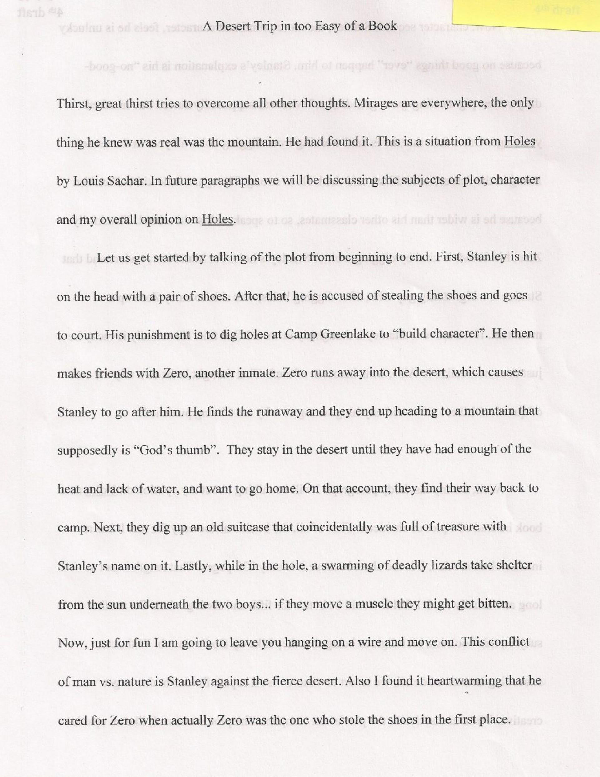 003 Sample Argumentative Essay High School Persuasive On Wearing Uniforms Conclusion Paragraph Desert 1048x1358 Example Breathtaking Holes Black 1920