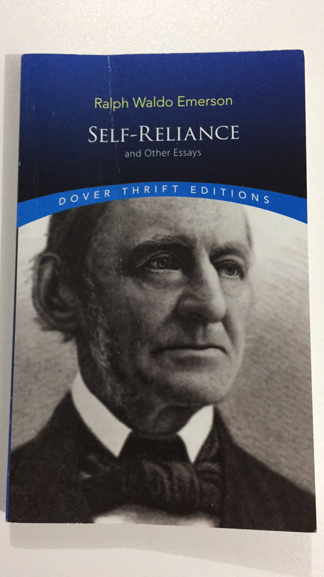 003 Self Reliance And Other Essays Essay Example By Ralph Waldo Emerson Formidable Ekşi Self-reliance (dover Thrift Editions) Pdf Epub Full