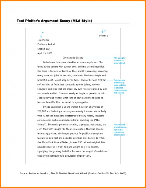 003 Short Paper Apa Format Resume Essayss English Critical Analysis Essay Archaicawful Example Sample 480